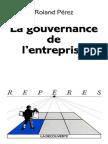 Gouvernance de L-Entreprise - Nouvellebiblio.com