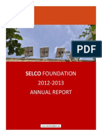 SELCO Foundation Annual Report- 2012-13 FINAL_0
