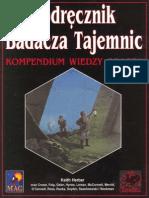 Zew Cthulhu - Podręcznik Badacza Tajemnic (Całkowite kompendium wiedzy gracza; - staranny opis, szalonych lat 20-tych, XX wieku)