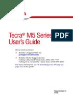 Manual Tecra m5