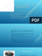 Beneficios del código de barras y distribuidores