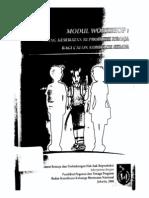 Modul Workshop Konseling Kesehatan Reproduksi Remaja Bagi Calon Konselor Sebaya