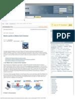 Master's guide to VMware Fault Tolerance - Virtualization Pro.pdf
