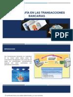 Criptografía en las Transacciones Bancarias (1)