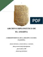 Archivo diplomático de Amarna