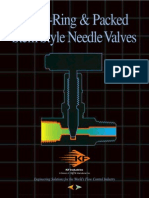 NEEDLE KF Valve Brochure