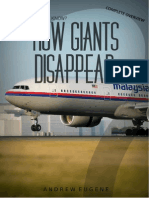 How Giants Disappear - MH370 Missing Flight