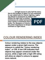 Luminaires and Lighting