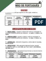 RESUMÃO DE PORTUGUÊS  01  02  2013