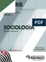 Sociologia 2S EM Volume 1
