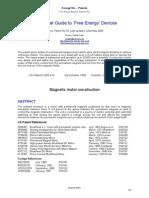 1995.10.03 en Patent MagnetMotor EnergyThic US5455474 Permanent Magnets Motor Charles.flynn
