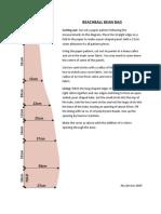 Bean Bag Pattern PDF