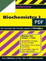Biochemistry I