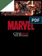 Guerra Civil - Guia Lectura