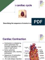 Cardiac Cycle by Bala Goyal