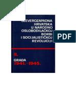 Građa SZH u NOB i socijalističkoj revoluciji 2
