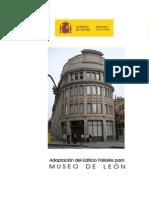 Museo de Lexnx Edificio Pallares