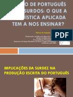 aplicação curso portugues para surdos
