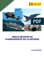 DGM Nuevo Sistema Planeamiento