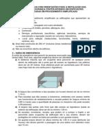 CARTILHA DE ORIENTAÇÃO CONTRA INCÊNDIO - BOMBEIROS