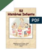 52 histórias Infantis - Ministério da Criança - Miriam Berg