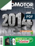 Revista Puro Motor 40 - EXPOMOVIL 2014