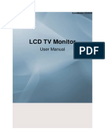Samsung 2333HD Manual