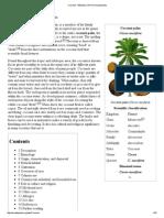 Coconut - Wikipedia, The Free Encyclopedia
