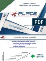 Melhoria Contínua - PDCA e SDCA