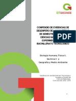 Compendio de evidencias CNE(practicas de lab CBT´s)
