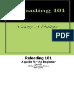 Reloading 101 - George a Phillips [Blackatk]