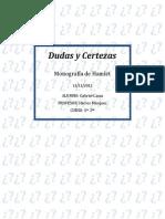 Dudas y Certezas - Casas Gabriel