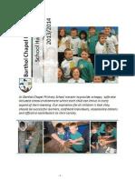 barthol chapel school handbook 2014