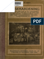 Case Hardening, 1914