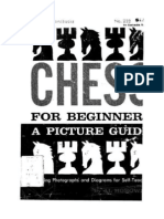 Chess for Beginners a Picture G - Al Horowitz