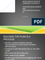rev  teacher development and evaluation plan -1 12-2
