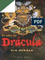 El año de Dracula-Kim Newman