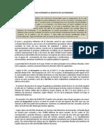 Manifiesto 'Por Una Economia Al Servicio de Las Personas' de 473 Economistas Al Hilo Del Global Forum Spain en Bilbao