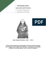 Josepha Menendez - Put Božanske ljubavi  (Isusova Muka)