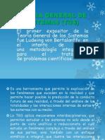 Teoria General de Sistemas _tgs