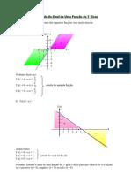 19 - Estudo do sinal de uma função do 1° grau