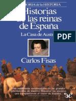 Historias de la Reinas de España - Austria