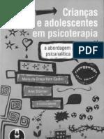 Crianças e Adolescentes em Psicoterapia