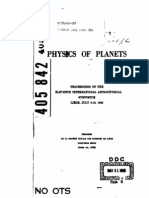 1962_physics of Planets