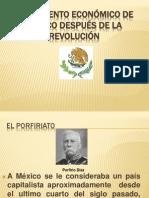 Crecimiento Económico De México Después De La Revolución