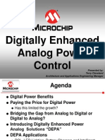 Digitally Enhanced Analog Power Control