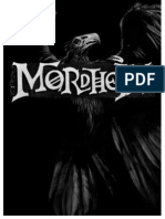 Mordheim Rulebook Part 1 - Rules