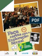 Relatório da participação dos adolescentes no III Congresso Mundial de Enfrentamento da Exploração Sexual de Crianças e Adolescentes