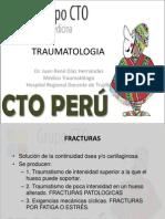 Traumatologia Enam Essalud 2013
