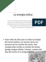 05 La Energia Eolica
